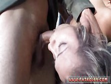 Mature Cop Gets Blow Job From Young Girl And Male Naked Police G