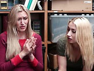 Blonde Spinner Milf Returns A Mother And Crony's Daughter W
