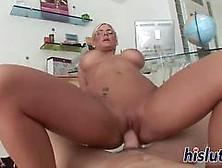 Voluptuous Hottie Phoenix Marie Gets Fucked Hard