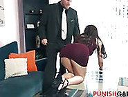 Punishing Cheating Girlfriend Blair Summers