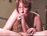 Mom Deepthroats While Licked. Mp4