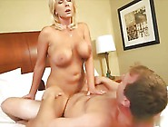 Naughty Milf Doing What She Does Best