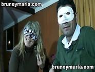 Yolanda Y Fernando Con Bruno Y Maria Pareja Muy Viciosa 100%