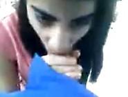 Hot Gujarati Girl Blows
