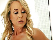 Mature Horny Blonde Brandi Love With Big Boobs Prefers Young Boy