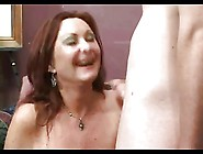 Lovely Mature Milf Seduces Young Man