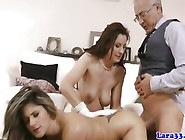 Two Babe Love To Get Their Tight Pussy Fucked
