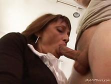 Jillian Foxxx - My Milf Boss 2