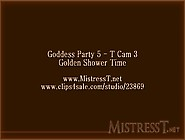 Goddess Party 5 - T Cam 3