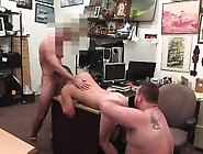 White Guy Fucked In Pawn Shop And Filmed By Hidden Cameras