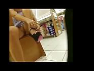 Shoe Shop Upskirt
