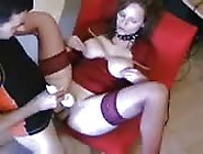 Office Milf Loves Painful Sex