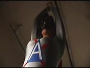 Superheroine Bondage