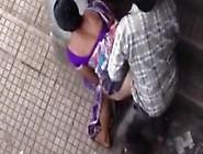 Flagra Amador De Casal Tarado Dando Uma Rapidinha Na Rua