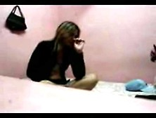 Camara Oculta Con Una Prostituta