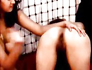 Two Horny Indian Lesbians Toy Each Other