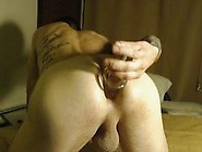 Training My Hot Hungry Hole With Big Plugs And Toys