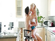 Namorada Com Tetas Gostosas Só Queria Pau No Cuzinho