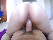 Stunning Cherrie Getting Her Wet Puss Plugged