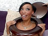 Ebony Babe Brushes Her Teeth With Cum After Bj And Hardcore Fuck