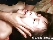 Asian Bitch Getting Choaked For The Bdsm Session