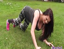 Rachel Aldana Exercise