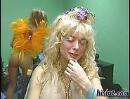 Blonde Milf Nina Hartley Behind The Scenes