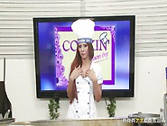 Sexy Tv Show With A Cooking And Fucking Master Ivy Madison