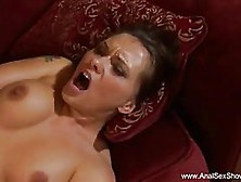 Cock Loving Woman,  Katja Kassin Got Fucked In The Ass While She
