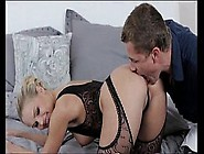 Married Woman Double Penetration With A Harness Dildo And Dick