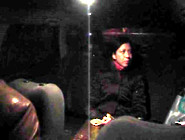 Sultry Amateur Paying Voyeur Oral For A Taxi Ride