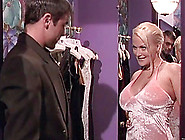 Stacy Valentine Blows And Gets Banged In The Pile Driver Pose