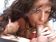 Anjelica Lauren Gets A Pounding On The Couch