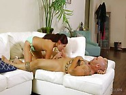 Horny Miranda Miller Fucked By A Hard Rod