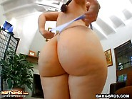 Caroline Pierce And Her Big Ass Come By For A Good Fuck