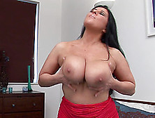 Big Breasted Nikki Lord Knows How To Make Her Pussy Moist