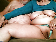 Mature Webcam Couple Tease Each Other's Private Parts A Bit