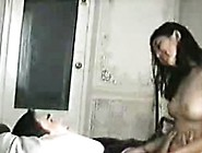 Sexy Latina Takes Charge During Sex