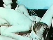 Vintage Linda Lovelace Threesome - 8Mm Loop Reel