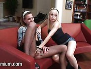 Racy Babes Pure Ashley And Casey Chase Enjoy Lesbian Fun