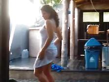 Chavita En Baile Super Exitante
