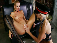 Hardy Blonde Mistress Toy Fucked Kinky Sex Slave In Fendom Video
