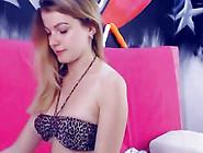 Slutty Legal Age Teenager Masturbating On Webcam Play Her Juicy