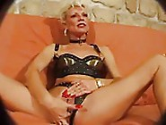 Eva Delage Casting - Milf With Long Nails