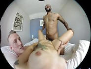 Female Pov Vr 3D Dp Porn,  Double Penetration Threesome With Luke