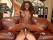 Black Beauty Kneels For A Long And Sexy Blowjob Video