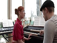 Anal Piano Lesson