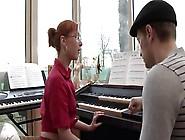 Anal Piano Lesson