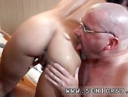 Very Old Grandpa And Old Man Fuck A Pretty Teen And Old Mom Youn