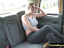 British Woman Seduced A Lesbian Taxi Driver And Made Love With H